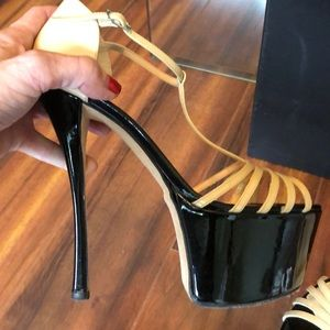 💥SALE💥Giuseppe Zanotti platform heels